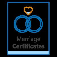 Colombia Marriage Certificate (certificado de matrimonio)