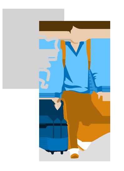 Colombia Visitor Visa / Type V