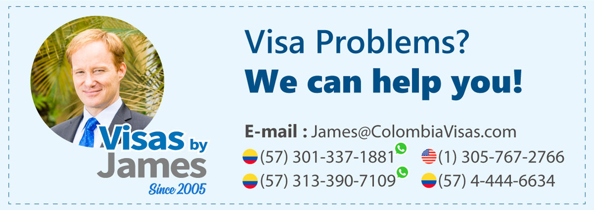Colombia Visa Health Insurance Requirement