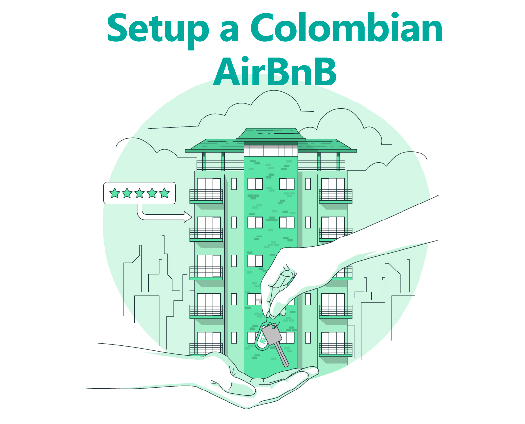 Setup-a-Colombian-AirBnB